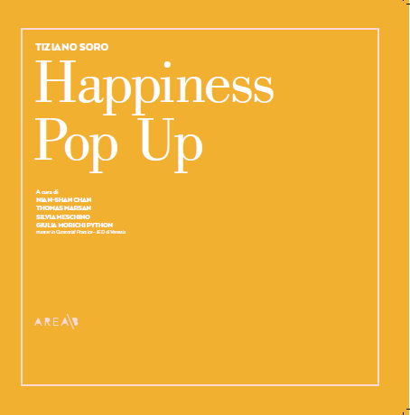Catalogo mostra Happiness Pop Up 24 pag.